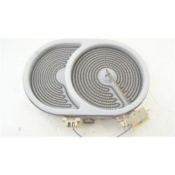C00265969 ARISTON KRO642TOB n°108 foyer vitrocéramique pour palque de cuisson