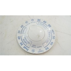 52X0564 THOMSON TE904D/DF N°127 Disque bouton selecteur de lave linge