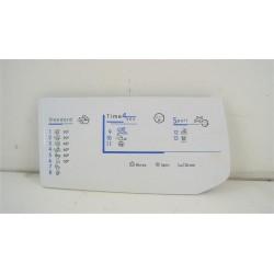 C00264627 INDESIT WIDXL126EX N°14 Facade de Boîte à produit pour lave linge
