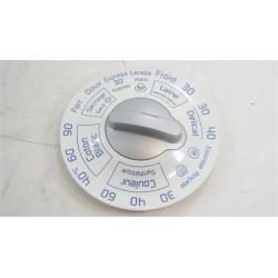 52X1661 THOMSON TES1232 N°129 bouton de programmes pour une lavante séchante