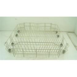 C00257373 INDESIT ARISTON n°17 panier inférieur de lave vaisselle