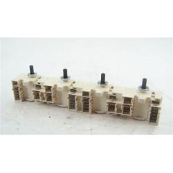 3570371041 ELECTROLUX AHE6041W N°95 Interrupteur complet de 4 selecteur pour cuisinière d'occasion