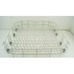 C00295729 ARISTON DFG254BSFR n°12 panier inférieur de lave vaisselle