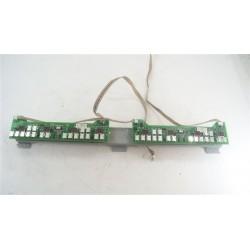 71X0155 DE DIETRICH DCI499XE11 N° 103 Carte clavier pour plaque électrique d'occasion