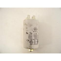 SIDEX WT174 n°20 condensateur 10µF sèche linge