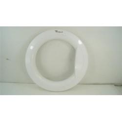 481953228291 WHIRLPOOL AWG848 n°84 Cadre avant de hublot pour lavante séchante d'occasion