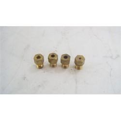 49011067 CANDY CCG5540PW1 n°6 Injecteur gaz pour four et cuisinière d'occasion