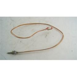 CANDY CCG5540PW1 n°13 Thermocouple Longueur 49cm pour plaque de cuisson