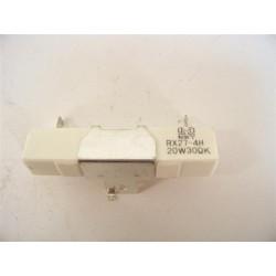 Résistance RX27-4H n°1 fixe de ciment pour four a micro-ondes