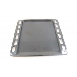 CB10080B7 BRANDT KI1250W1 N° 106 Lèche frite 40x39.5 cm pour four et cuisinière d'occasion