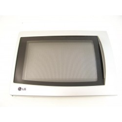 LG MS-2020S n°1 porte complette pour four micro-ondes