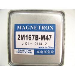 40709 LG MS-2335W n°3 magnétron 2M167B-M47 pour four micro-ondes