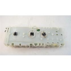 52X2832 DOMEOS TO1200EB-F/02 n°215 Platine de commande de lave linge d'occasion