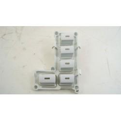 42023440 SELECLINE WMA1208 N°74 Bouton sélecteur de lave linge