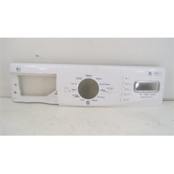 481245310726 WHIRLPOOL AWO/D10814 N°472 Bandeau lave linge d'occasion