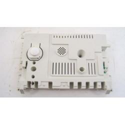 480140102258 WHIRLPOOL ADG610WH n°236 Platine de commande pour lave vaisselle d'occasion