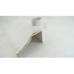 C00119215 ARISTON AQSF129EU N°102 Support du dessous boite à produit de lave linge