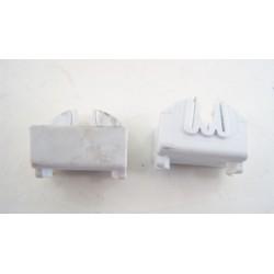 C00094117 SCHOLTES LVL12-67IX n°16 Butoir arrière de panier pour lave vaisselle