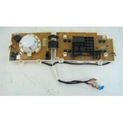 LG F74480WH n°219 Platine de commande de lave linge d'occasion