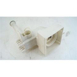 1240144707 AEG L16810 n°101 Carter pour filtre de vidange pour lave linge