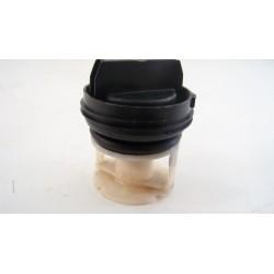 C00141034 INDESIT ARISTON n°51 filtre de vidange pour lave linge