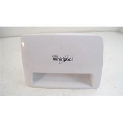 481010486752 WHIRLPOOL AZB8223 n°5 Façade de réservoir d'eau pour sèche linge