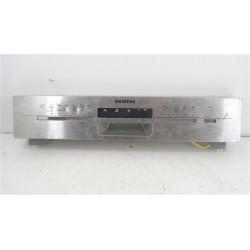 11005699 SIEMENS SN56P532EU/98 N°117 Bandeau pour lave vaisselle d'occasion