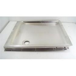 32X2125 BRANDT DFH815 N°6 contre porte inox lave vaisselle