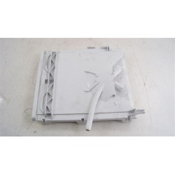 00653224 BOSCH WAE2836XFF/03 n°57 support de boite a produit supérieur de lave linge