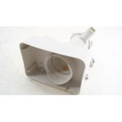 1260593106 FAURE FWF6115 n°104 Carter pour filtre de vidange pour lave linge