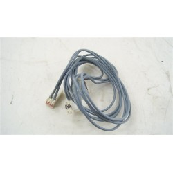 1324405131 FAURE EWW147472W N°60 câblage de sécurité de porte pour lave linge