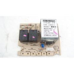 52X0753 VEDETTE BRANDT n°72 module de puissance lave linge