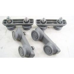 525A44 ESSENTIEL B ELVP455IS n°47 Roulette de rail supérieur pour lave vaisselle