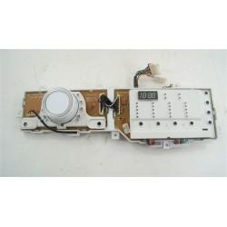 DAEWOO DWC-LDC1422S n°226 Platine de commande de lave linge d'occasion
