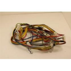 FAURE EWF127210W N°66 câblage pour lave linge d'occasion