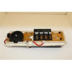 SAMSUNG WF80F5E0W4W/EF n°228 Platine de commande de lave linge d'occasion