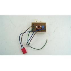 DAEWOO DWD-M1241 n°88 Carte filtre pour lave linge