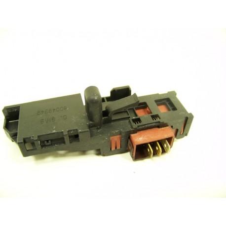 80049349 CANDY CTE85 n°6 sécurité de porte lave linge