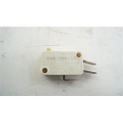 31X8452 BRANDT DFH815 n°48 Micro switch anti débordement pour lave vaisselle