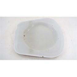 480111101847 WHIRLPOOL AWOD7455 n°8 Tôle de protection arrière de lave linge d'occasion