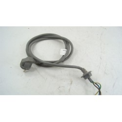 20400196A FAR LF11506 N°80 Câble alimentation pour lave linge d'occasion