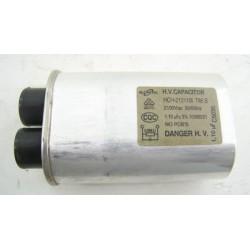 GENERAL ELECTRIC JET530GFBSB n°18 Condensateur 1.10µF 2100V pour four à micro-ondes