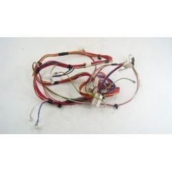 46004804 CANDY CTF126S N°5 câblage pour lave linge