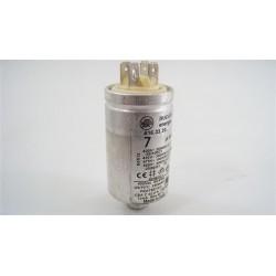 4163320 CANDY GODC36 N°103 Condensateur 7µF pour sèche linge