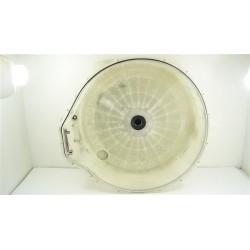 283C36 SAMSUNG WF80F5E0W4W/EF n°54 Demi Cuve arrière de lave linge d'occasion