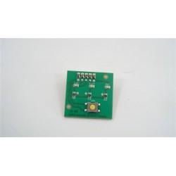 2965400100 BEKO DCU2570X n°67 Module de puissance pour sèche linge d'occasion