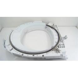 2963580100 BEKO DPU8341X n°133 Ensemble anneau avant pour sèche linge