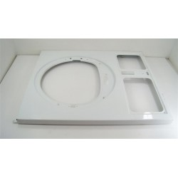 AS0027677 HAIER HD80-03D-E N°8 Panneau avant pour sèche linge