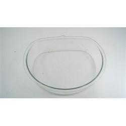 AS0027672 HAIER HD80-03D-E n°142 Verre de hublot pour sèche linge d'occasion