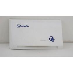 AS0014905 VEDETTE VLF7140 N°63 façade de Boîte à produit pour lave linge